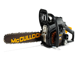 "McCulloch Petrol 14"" Chainsaw CS35S"