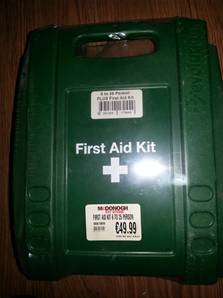 FIRST AID KIT 26 TO 50 PERSON