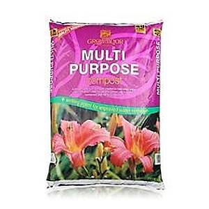 GROWMOOR MULTI PURPOSE COMPOST 20L
