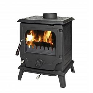 Bilberry 8kw Non Boiler Solid Fuel Stove