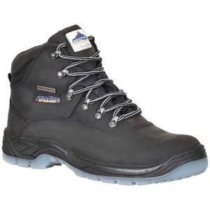 Portwest STEELITE ALL WEATHER BOOT BLACK