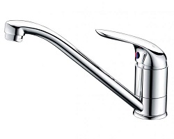 Como Kitchen Sink Mixer Chrome