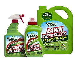 Greenforce Lawn Weedkiller Ready To Use 1L