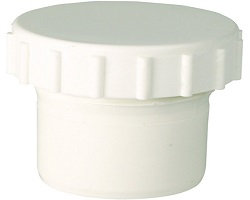 "11/2"" (40MM)Waste Pipe Cap"