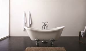 Countess Traditional Free Standing Bath - 1760 x 700 mm