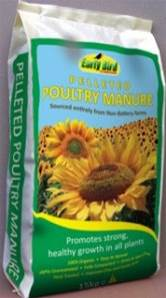 Chicken manure 2 for €22