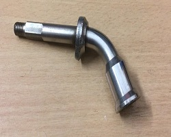 Bilberry Door Handle Axle