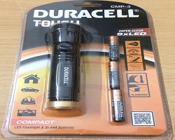 Duracell Tough Torch CMP-3
