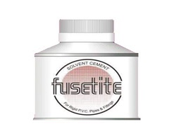 Fusetite Waste Solvent Cement 250ML