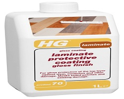 HG Laminate Floor Gloss Coating 1L