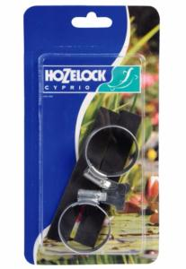 Hozelock Zinc Winged Hoseclip - 40mm