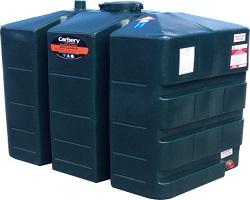 Carbery 650 Litre Oil Tank