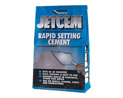 Jetcem Rapid Setting Cement 3KG