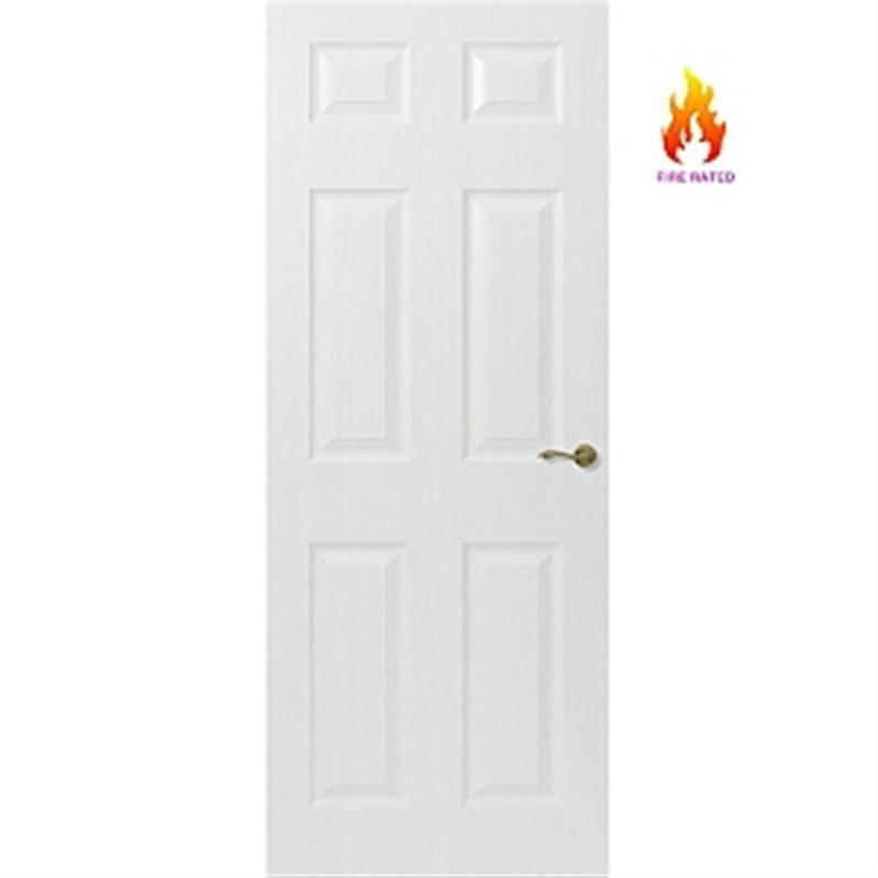 REGENCY 6 PANEL 6'6 X2'0 DOOR on