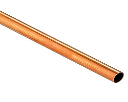 "Copper Pipe 1/2"" x 5.5M"