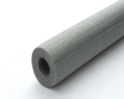 "Pipe Lagging Grey 1"" X 2M"