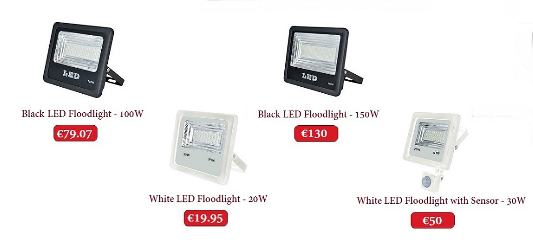 High Quality LED Floodlights