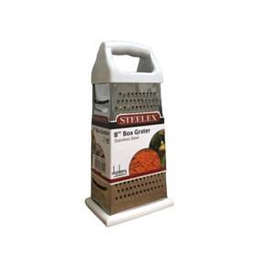 Box Grater with Handle - 20 cm