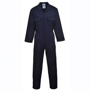 PORTWEST YOUTHS BOILERSUIT NAVY