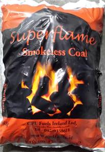 CPL SUPERFLAME SMOKELESS FUEL