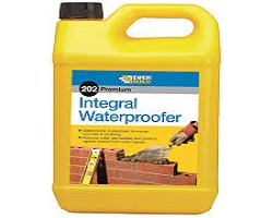 Everbuild 202 Integral Waterproofer 5L