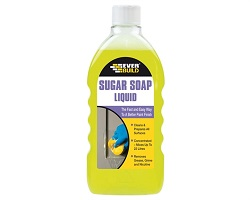Everbuild Liquid Sugar Soap 500ML