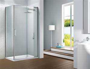 Slimline Capella Slider Door - 1100 mm