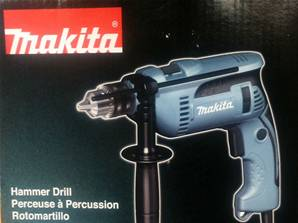 MAKITA HP1640 POWER DRILL