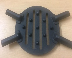 Bilberry 5KW Grate