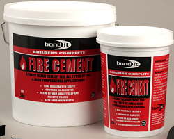 Fire Cement And Sealants