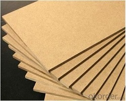 8' x 4' x 12MM Plain Medite (MDF)