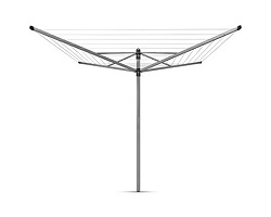 Brabantia Lift-O-Matic Rotary Clothes Line - 50M