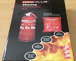 Pro Plus Home Fire Safety Kit