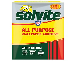 Solvite Standard Wallpaper Paste