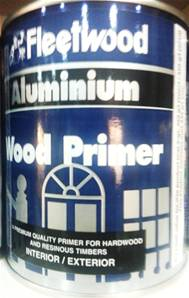 FLEETWOOD WOOD PRIMER 750ML