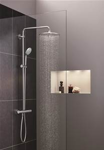 Grohe Euphoria 260 Exposed Shower System