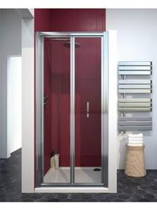 City Plus Bi-fold Door - 800 x 1900 mm
