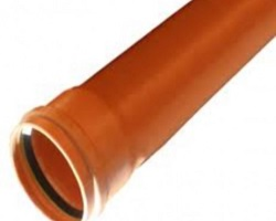 "6"" Sewer Pipe (6M)"