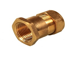 "1/2"" 312 Female Coupler"