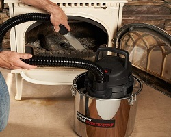 Stove Ash Cleaning And Storage