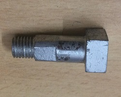 Comeragh Ash Door Latch Axle U00021DXX