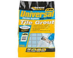 Everbuild 730 Universal Flexible Grout Grey 5KG