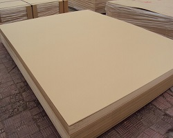 8' x 4' x 15MM Plain Medite (MDF)