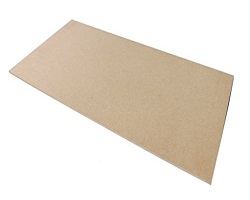 8' x 4' x 6MM Plain Medite (MDF)