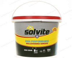 Solvite Ready Mix Adhesive 4.5KG