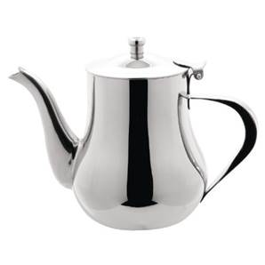 Stainless Steel Royale Teapot - 1 Litre