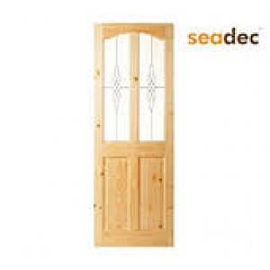 SEADEC WATERFORD RED DEAL CLEAR OR BLACK GLASS DOOR 6'6 2'6