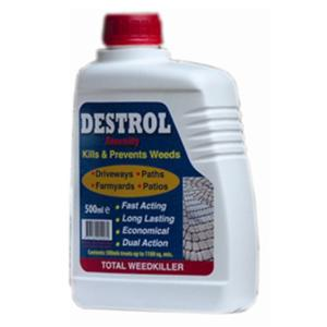 Destrol Weedkiller - 250 ml