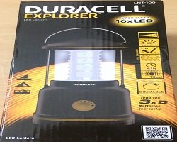 Duracell Explore LED Latern