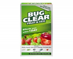 Bug Clear Fruit & Vegetable Concentrate 250ML